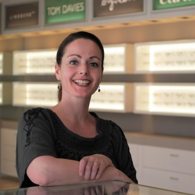 Yvonne Mesker, Receptioniste
