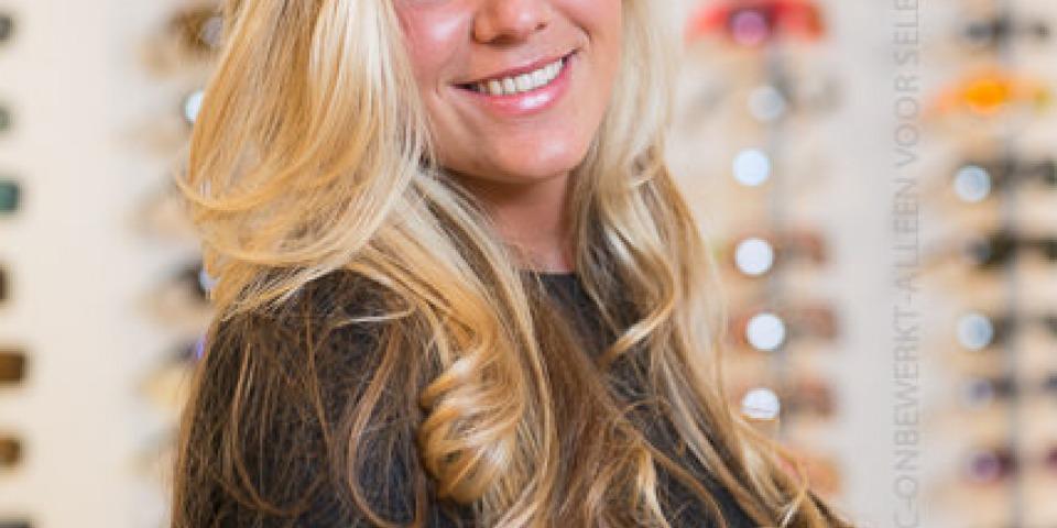 Michelle van Rijswijk, Opticien & Contactlensspecialist