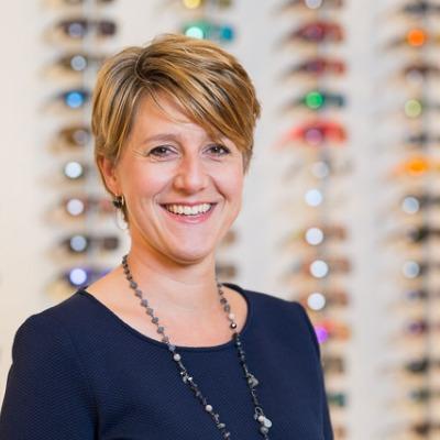 Wendy Leeuw, Optometrist