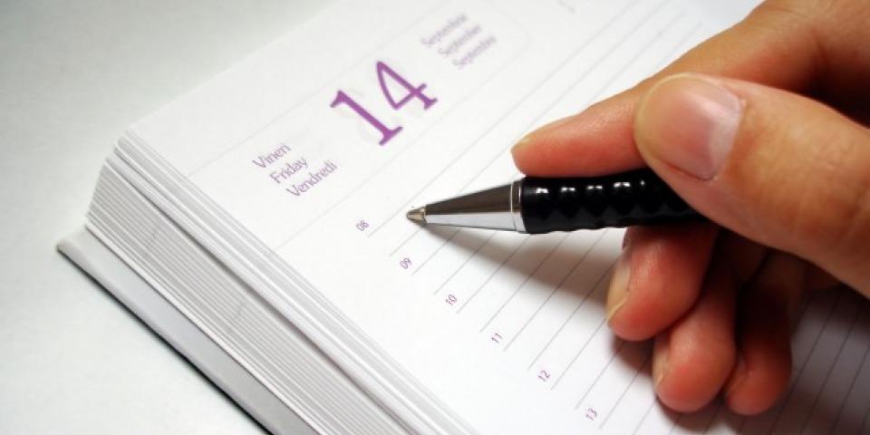 Online uw afspraak inplannen!