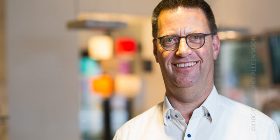 Jaap Lagendijk, Opticien