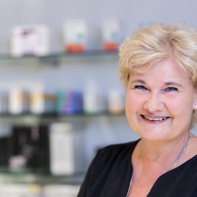 Jolanda Groenendijk, Receptioniste