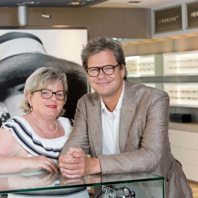 WIllem-Jan en Jip Jansen